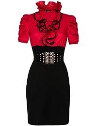 Laeticia Dreams Damen Kleid Business XS S M L XL