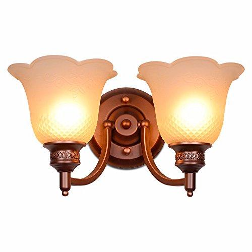 Retrò lampada da parete comodino lampada da parete camera da