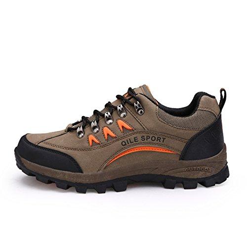 Outdoor chaussures amortisseur shoes à pied/chaussures de randonnée/Chaussures de randonnée rembourrage/Chaussures de sport D