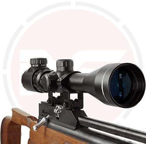 In Your Sights En Tu Monumentos 3-9x40 Rifle Scope