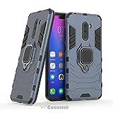 Cocomii Black Panther Armor Xiaomi Mi F1/Pocophone F1/Poco