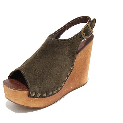 3310I zoccoli zeppe donna JEFFREY CAMPBELL snick sandali scarpe shoes women [41]