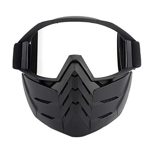 JVSISM Winter M?nner Frauen Ski Snowboard Schneemobil Brillen Maske Schnee Winter Ski Ski Brillen Motocross Sonnenbrillen Silber