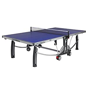 Cornilleau - Table Ping Pong - Sport 500M Outdoor - Couleur : Gris