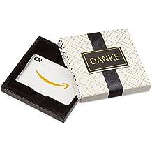 Amazon.de Geschenkgutschein in Geschenkbox (Danke) - mit kostenloser Lieferung am nächsten Tag