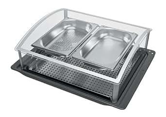 bosch hez24d300 syst me de cuiseur vapeur gros lectrom nager. Black Bedroom Furniture Sets. Home Design Ideas