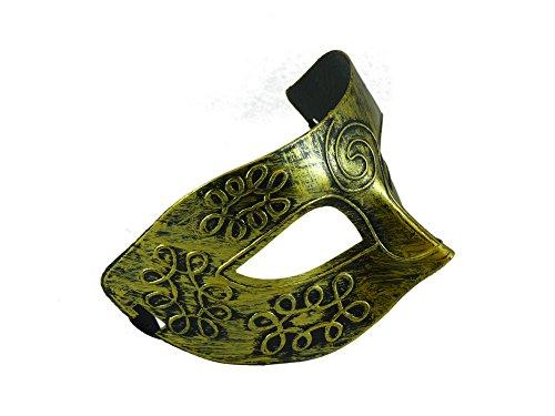 Imagen de trixes máscara dorada mascarada veneciana disfraces carnaval fiesta alternativa