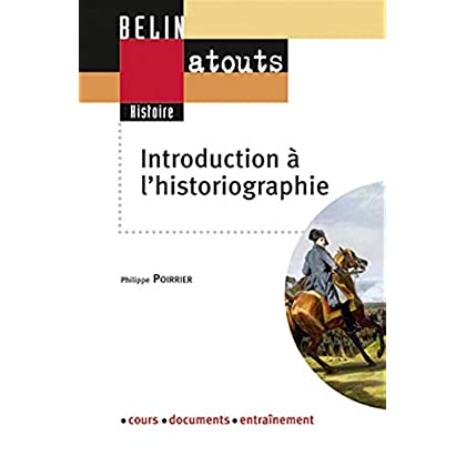 Introduction à l'historiographie
