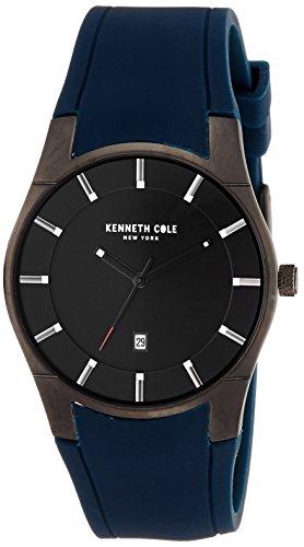 Kenneth Cole Analog Black Dial Men's Watch - KC10027724MNJ image
