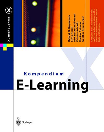 Kompendium E-Learning (X.media.press) Buch-Cover