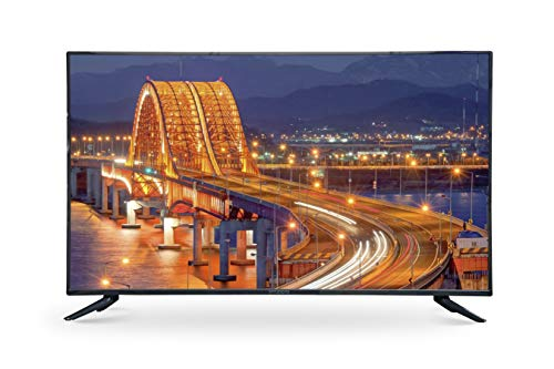 Hyundai 99cm (39 inches) HD Ready Smart LED TV HY4085HH36 (Black) (2018 Model)