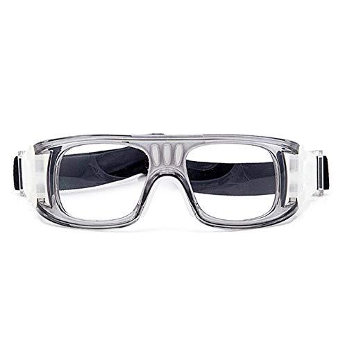 ROMQUEEN Motorradbrille Bandit Sonnenbrille Zum Aufstecken Damen,Schwarz