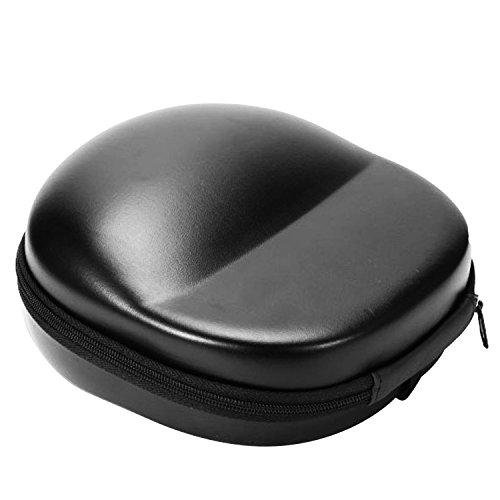 Beetest Boite Casque, Universelle Noir EVA étanche Portable Casque Audio Sac Cas Etui Housse de Rangement pour Casqu