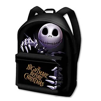 Disney - Grand Sac à dos L'étrange Noël de Mr Jack - Skellington