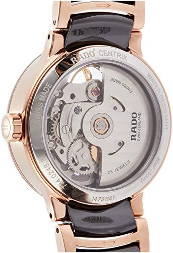 Rado Centrix Open Heart Damen-Armbanduhr Diamant 33mm Automatik R30248712