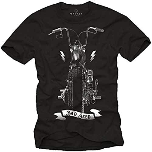 dia del orgullo friki Bad Seed - Camiseta Chopper Hombre