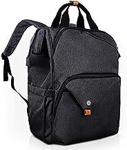 Hap Tim Laptop Backpack 15.6/14/13.3 Inch Laptop Bag Travel Backpack for Women/Men Waterproof School Computer