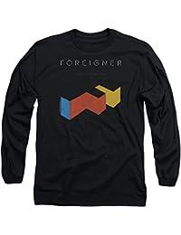 Foreigner Herren Langarmshirt