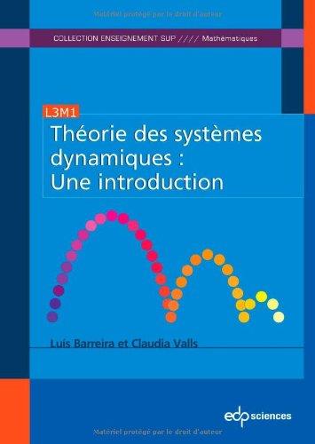 Théorie des systèmes dynamiques : Une introduction