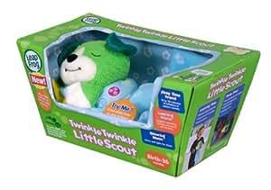 """LeapFrog Twinkle Little, Scout ( 6.8 x 4.5 x 4""""; 8 ounces) - Blanket detaches for easy cleaning Jouets, Jeux, Enfant, Peu, Nourrisson"""