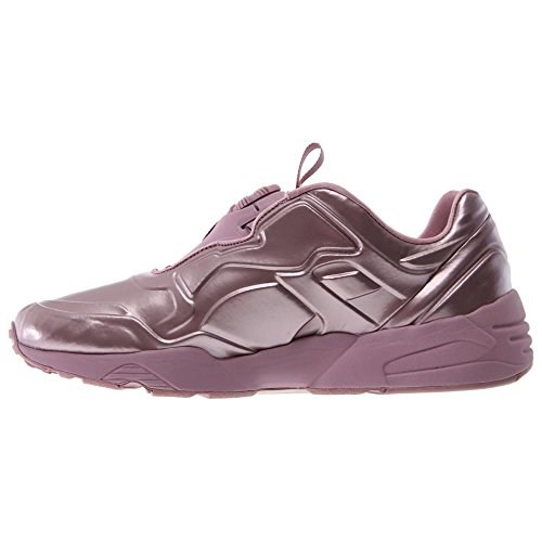 Puma DISC 89 Metal Synthétique Baskets Crystal Pink