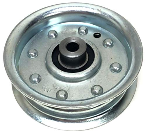Idler Pulley For MTD Cub Cadet White Pulley Part Number 756-0542
