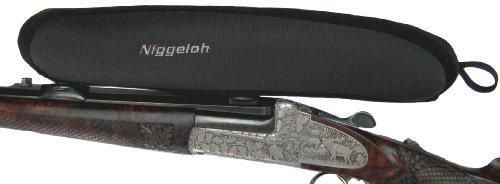 Niggeloh Zielfernrohr Cover, schwarz, XL, 071100017