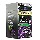 Twinings Organic Earl Grey 50 Btl. 125g
