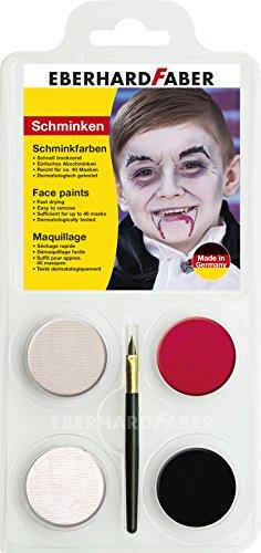 Eberhard Faber Schminkset Dracula, 1er Pack (1 x 6 ()