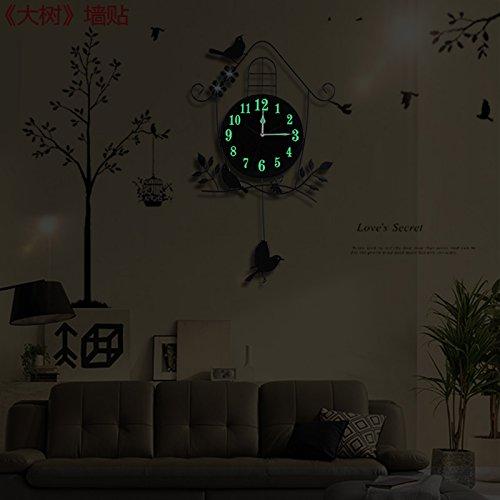 le einfache Moderne im europäischen Stil, kreative Gold pastorale wählen (grüner Vogel Käfig) für das Wohnzimmer Schlafzimmer andere (Gold Vogel Käfig)