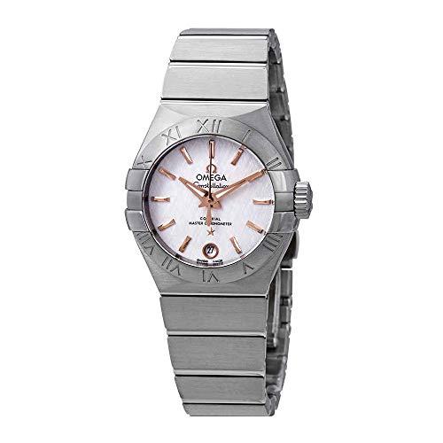 Omega costellazione automatico orologio da donna 127.10.27.20.02.001