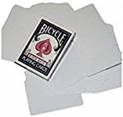 Double Blank Cards (Bicycle)