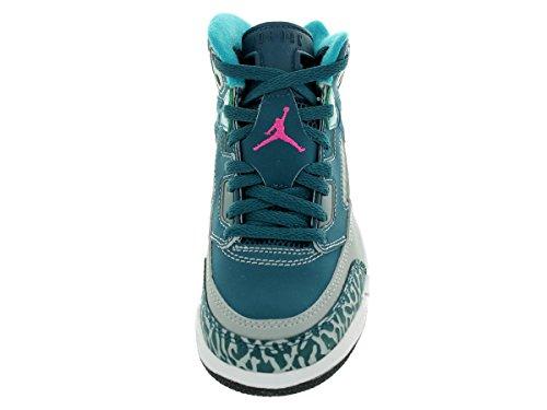Air Jordan Spizike SP Schuhe Snekaner Neu Kids Blau - blau