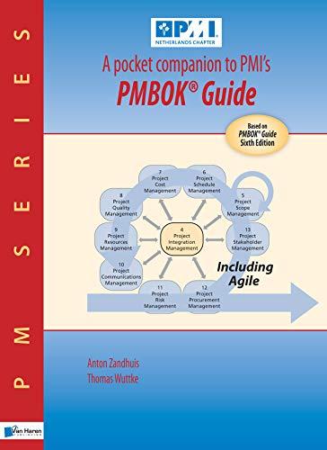 A pocket companion to PMI's PMBOK® Guide sixth Edition eBook