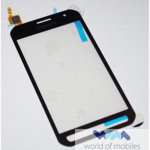 Samsung SM-G388F Galaxy Xcover 3 Touchscreen, Touch Panel, Digitizer, Scheibe, Grau, grey