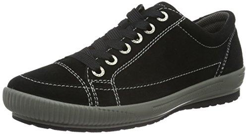 Legero Tanaro Damen Sneakers, Schwarz (Schwarz 00), 42 EU (8 UK)