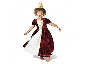 Den Goda Fen 065250-vestido De Marquise-6-7 años, talla L, color rojo