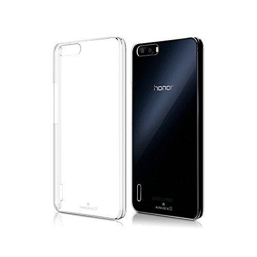 Custodia Cover Anukku® Ultra Fina Trasparente Morbida in Air Gel Per Huawei Honor 6 Plus