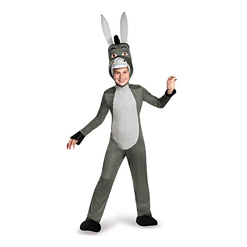(Disguise Donkey Deluxe Costume, Large (10-12) by Disguise)