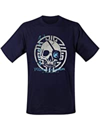Pirates of the Caribbean - T-Shirt Skull Stamp (in M)