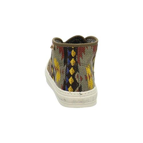 Natural World Damen Winter-Boots Braun