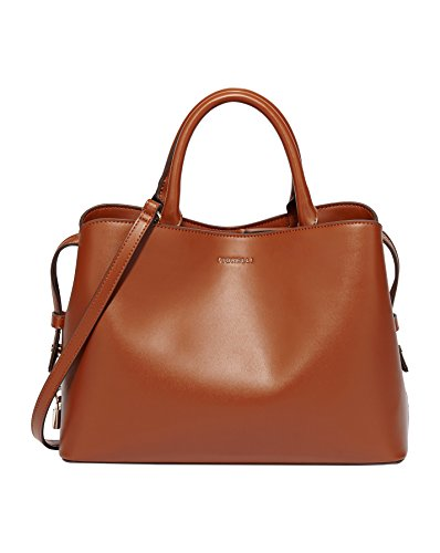 Fiorelli Damen Bethnal Shopper, Beige (Tan), 14x35x25 centimeters (Satchel Tan Handtasche)