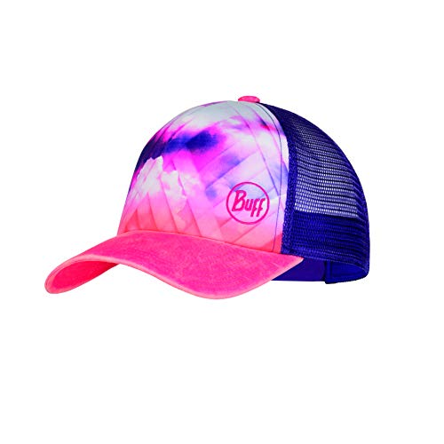 Buff Damen Trucker Cap, Ray Rose Pink, One Size