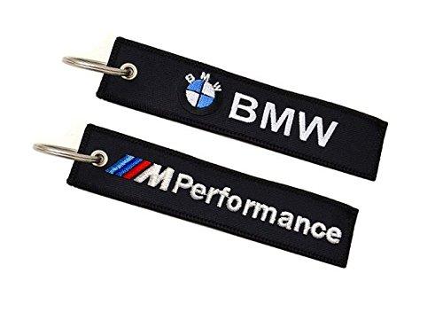 BMW M-Performance porte-clés double face