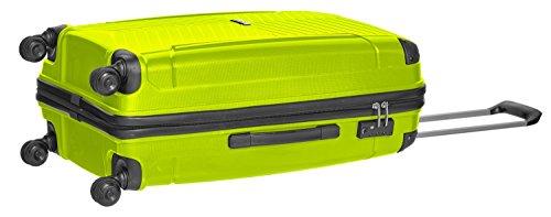Packenger Silent Hartschale L Koffer, 71 Liter, Hellgrün - 3