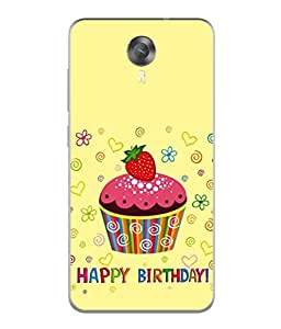 PrintVisa Kids Birthday Party High Gloss Designer Back Case Cover for Micromax Canvas Xpress 2 E313