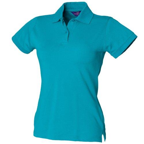 Henbury - Polo extensible - Femme Bleu Marine
