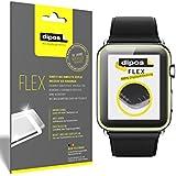Apple Watch 42mm Series 1 + 2 Protection écran, recouvre 100% de l'écran, 3 films de protection dipos Flex