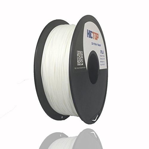 PLA 3D Filamento Impresora 1,75 mm Diámetro de extrusión 1 kg (2,2 l