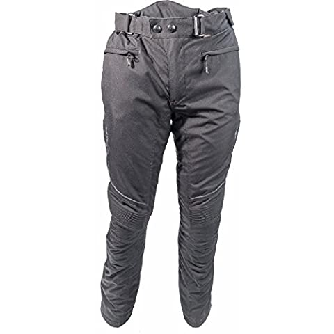 Richa Colorado Ladies Motorcycle Trousers S Black